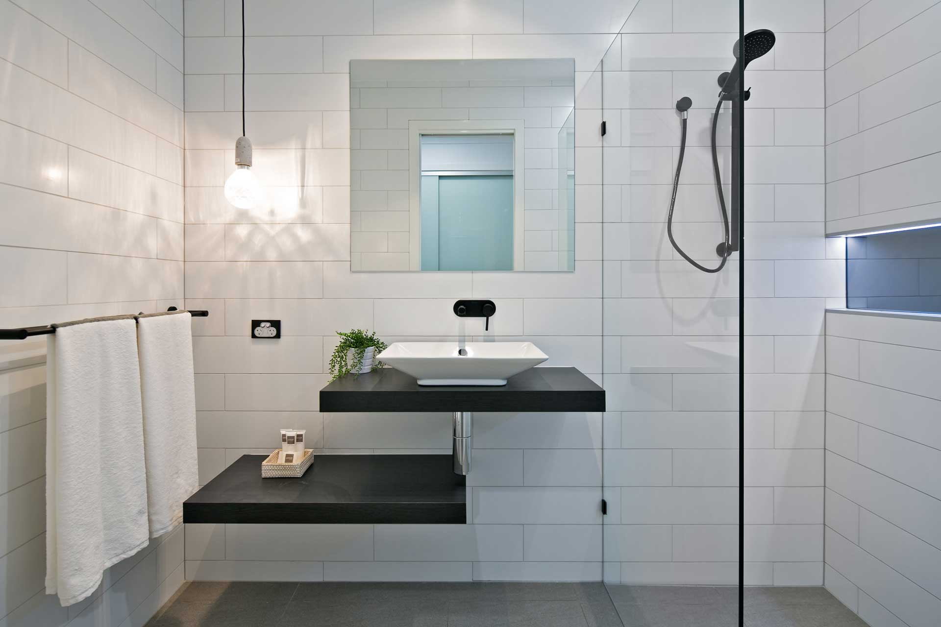 Liberty Contemporary - Bathroom