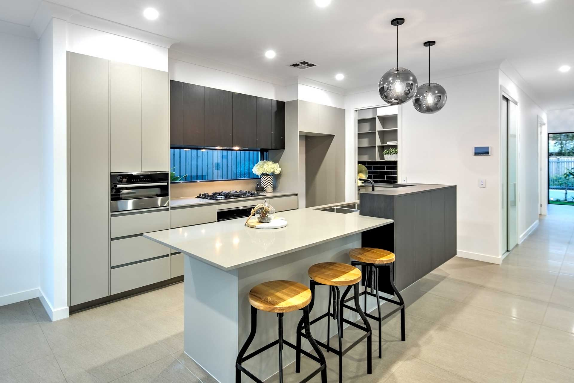 Liberty Contemporary - Kitchen